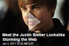 Meet the Justin Bieber Lookalike Storming the Web