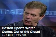 Steve Buckley, Boston Herald Sports Columnist, Comes Out of the Closet