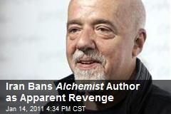 Iran Bans Alchemist Author as Apparent Revenge