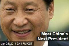 Meet China's Next President
