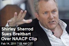 Shirley Sherrod Sues Breitbart Over NAACP Clip