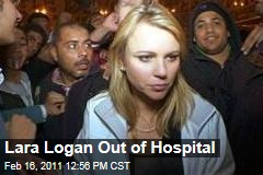 Lara Logan Is Released From the Hospital and Is Resting at Home After Her Assault in Egypt