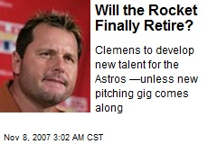 Will the Rocket Finally Retire?