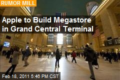 Apple to Build Megastore in Grand Central Terminal
