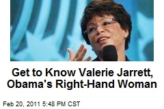 Get to Know Valerie Jarrett, Obama's Right-Hand Woman