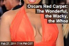 Oscars Red Carpet: Best, Worst Dressed at 2011 Academy Awards