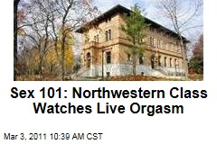 Northwestern Professor John Michael Bailey Hosts Live Orgasm for Sex Class