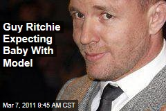 Guy Ritchie Expecting Baby With Model Girlfriend Jacqui Ainsley