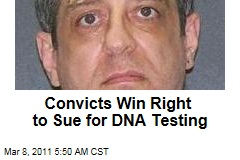 Hank Skinner Case: Supreme Court Gives Cons Right to Sue for DNA Testing