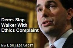 Scott Walker's David Koch Call Leads to Ethics Complaint; Wisconsin Gov. Calls Meeting 'Ridiculous'