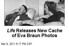 Life Releases New Cache of Photos of Eva Braun