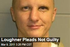 Jared Lee Loughner Pleads Not Guilty in Tucson, Smiles as He Enters Courtroom