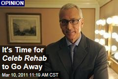 It's Time for 'Celebrity Rehab' to Go Away: Dr. Drew Pinsky 'Is Not Helping Anyone'