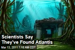 Atlantis Found: Archaeologists Say They've Found Ancient City Destroyed By Tsunami