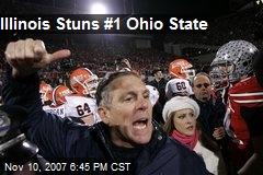 Illinois Stuns #1 Ohio State