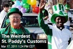 America's Weirdest St. Patrick's Day Customs