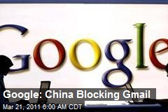 Google Rips China for Attacking Activist Gmails