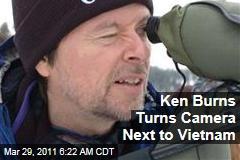 Ken Burns' Next Documentary: Vietnam War