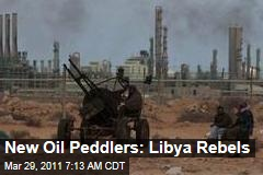 Libya Rebels Sell Oil