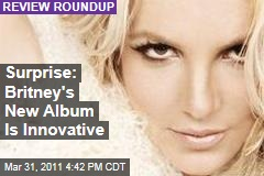Femme Fatale Reviews: Britney Spears' Latest Has Its Edgy Moments