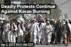 Koran Burning Protests: At Least 8 People Are Killed in Kandahar Protests Over Terry Jones' Actions
