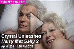 'When Harry Met Sally 2:' Billy Crystal, Rob Reiner, Helen Mirren in 'Grampires: When Sharon Bit Harry' on Funny or Die