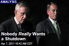 Government Shutdown: John Boehner, Harry Reid, President Obama All Working to Avoid It