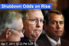 Shutdown Odds: 52-48