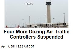 More Air Traffic Controllers Caught Sleeping on the Job