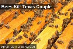 Bees Kill Texas Couple