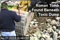 Roman Tomb Found Beneath Naples Toxic Dump
