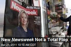 New Newsweek Not a Total Flop