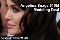 Angelina Jolie Snag $10M Louis Vuitton Deal
