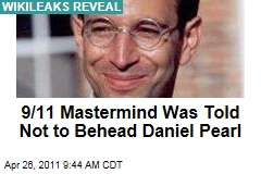 9/11 Mastermind Khalid Sheikh Mohammed Was ToldNot to Behead Daniel Pearl