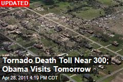 Tornado Death Roll Rising as President Obama Plans Friday Visit