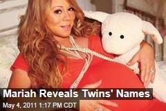 Mariah Carey and Nick Cannon Have Twins, a Boy and a Girl