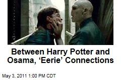 Between Harry Potter and Osama bin Laden, 'Eerie' Connections