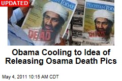 Osama bin Laden Death Photos Likely to Be Released, CIA Says
