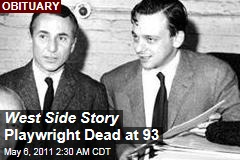 West Side Story Playwright Arthur Laurents Dead at 93