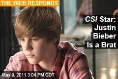 Marg Helgenberger: CSI Star Says Justin Bieber Is a Brat