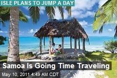 Samoa's Going Time Traveling