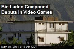 Osama bin Laden Compound Already in Video Games