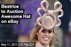 Princess Beatrice to Auction Royal Hat for Chariity