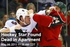 Hockey Player Derek Boogard Found Dead in Apartment