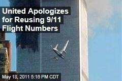 United Airlines Apologizes for Reusing 9/11 Flight Numbers 93, 175