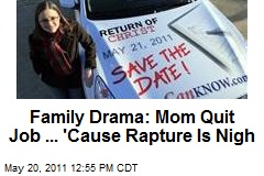 Families Divided Over Rapture