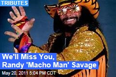 Randy 'Macho Man' Savage Wasn't a Bad Baseball Player, Either