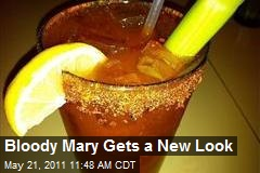 Bloody Mary Gets a New Look
