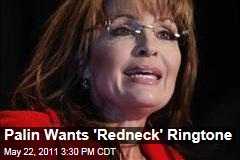 Sarah Palin Talks Israel, 'Redneck' Ringtones, Herman Cain