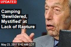 Harold Camping 'Bewildered, Mystified' Rapture Didn't Happen May 21